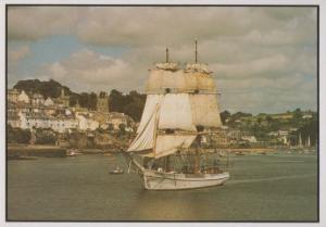 Maria Asumpta Tall Ship Postcard