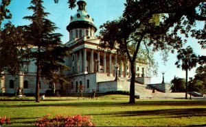 South Carolina Columbia State Capitol Building