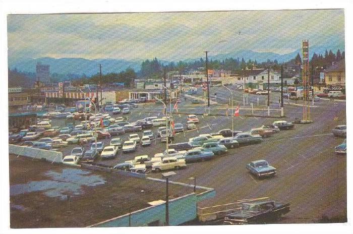 Main Business section , ABBOTSFORD , B.C. , Canada , PU-1985