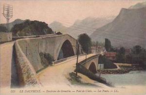 France Le Dauphine Grenoble Pont de Laix Les Ponts