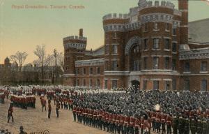 TORONTO , Ontario , Canada, 1900-10s ; Royal Grenadiers