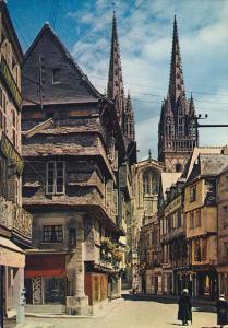 France Quimper Rue Kereon