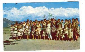Fijian Children's Choir, Fiji, PU-1966