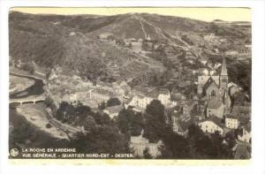 La Roche en Ardenne,Vue Generale - Quartier Nord-Est - DESTER, Belgium, 1910s