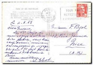 Postcard Modern Marvels Paris and the Palais de Chaillot Bolleau Azema and th...