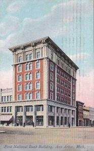 First National Bank , Ann Arbor , Michigan , PU-1914