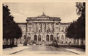 France Strasbourg L'Universite