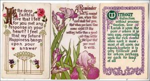 3 - Misc Greeting Cards with Verses
