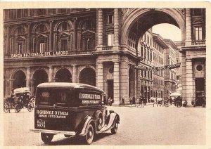 Il Giornale D'Italia Photo Service Vehicle   Unused