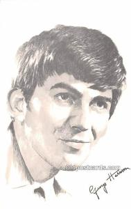 George Harrison Movie Star Actor Actress Film Star Unused