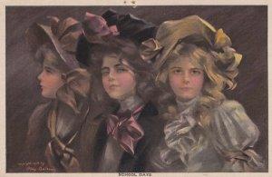 BOILEAU , Philip :  School Days  , 1913