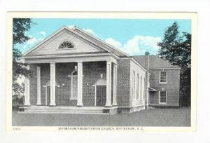 Effingham Presbyterian Church, Effingham, South Carolina, 1910-20s
