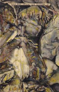 Eagle Rock, Crystal Cave, Kutztown, Pennsylvania, 30-40s