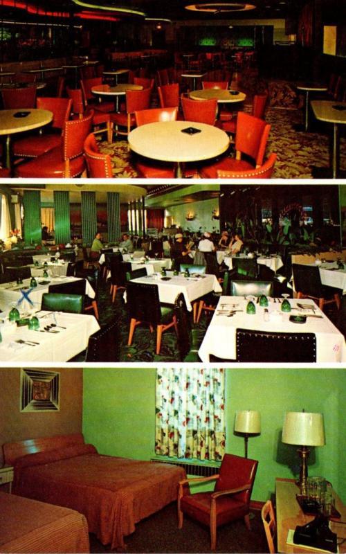 Michigan Sault Ste Marie Del Mar Hotel