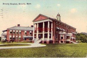 1914 BEVERLY HOSPITAL, MASSACHUSETTS