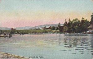 Maine Northeast Harbor Swimming Pool