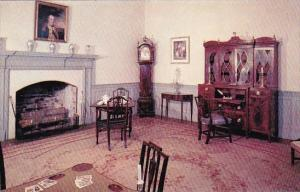 Virginia Westmoreland County The Parlour Stratford Hall