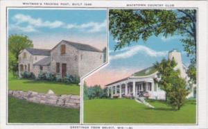 Wisconsin Beloit Whitman's Trading Post & Macktown Country Club