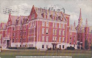 Indiana South Bend Main Building Saint Marys Academy 1909