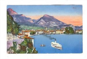 Riva , Italy , 00-10s Steamship