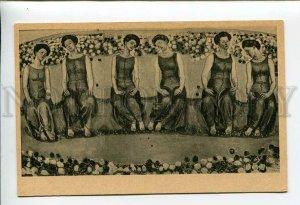 3177445 Holy Hour by Ferd. HODLER Vintage ART NOUVEAU 1911 PC