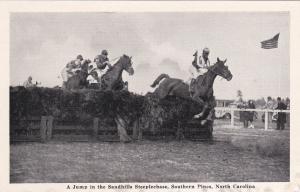 SOUTHERN PINES , North Carolina, 1930s ; Sandhills Steeplechase