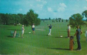 Golf The Country Club Course Sheraton Hotel French Lick Indiana