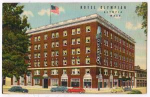 Hotel Olympian Wash