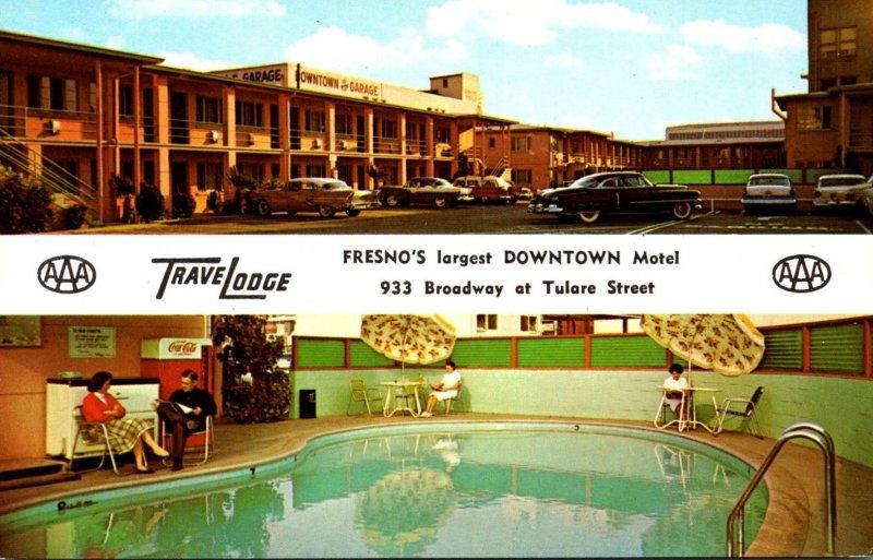 California Fresno Downtown TraveLodge