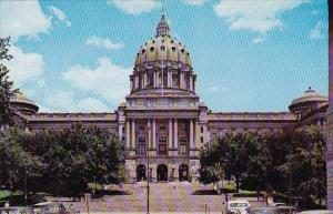 The Capitol Harrisburg Pennsylvania