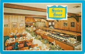 Naperville IL to Plantation Florida~Swedish House Smorgasbord Buffet
