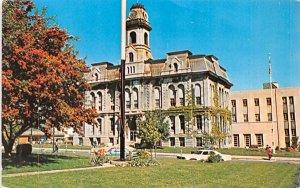 Oswego City Hall New York Postcard