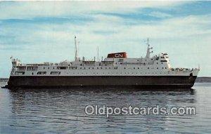 mV Ambrose Shea Newfoundland Ports Ship Unused