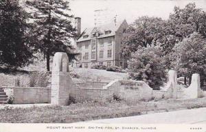 Mount Saint Mary, On The Fox, St. Charles, Illinois, PU-1951