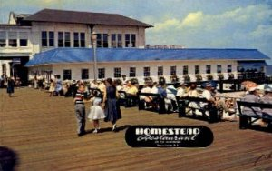 Homestead Restaurant in Ocean City, New Jersey
