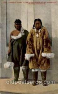 Siberian women  Alaska - Yukon Pacific Exposition Seattle Washington, USA 191...