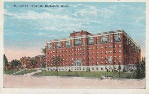 ROCHESTER, Minnesota, PU-1924; St. Mary's Hospital