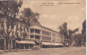GREAT BARRINGTON, Massachusetts, PU-1913; Hotel Miller