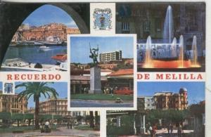 Postal 003304: vistas diversas de Melilla