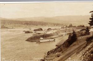 RP; Cascade Locks , Columbia River Highway, Oregon, 00-10s