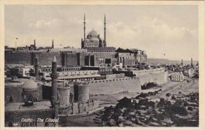 The Citadel, Cairo, Egypt, Africa, 1900-1910s