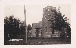 RP: SHELBURNE , Ontario , Canada , 1915 ; St Pauls anglican Church