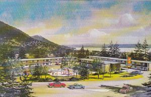 Canada Maples Motor Lodge North Vancouver British Columbia