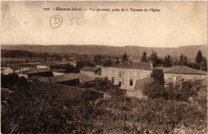 CPA  Chanas - Vue Generale - prise de la Terrasse de l'Eglise  (489259)
