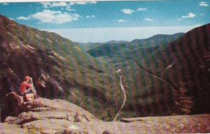 Crawford Notch New Hampshire 1957