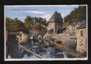 059563 Luxembourg Alzette au Pfaffenthal Vintage PC