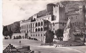 MONACO, Le Palais du Prince, PU-1959