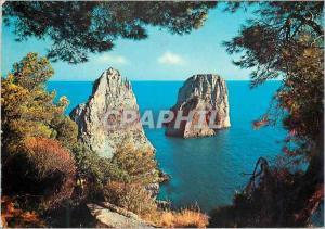 Modern Postcard GREETING SAN MARINO