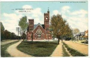 Methodist Church, Chester, South Carolina, 00-10s