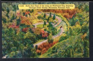 Loop on Newfound Gap Highway,Great Smoky Mountains National Park